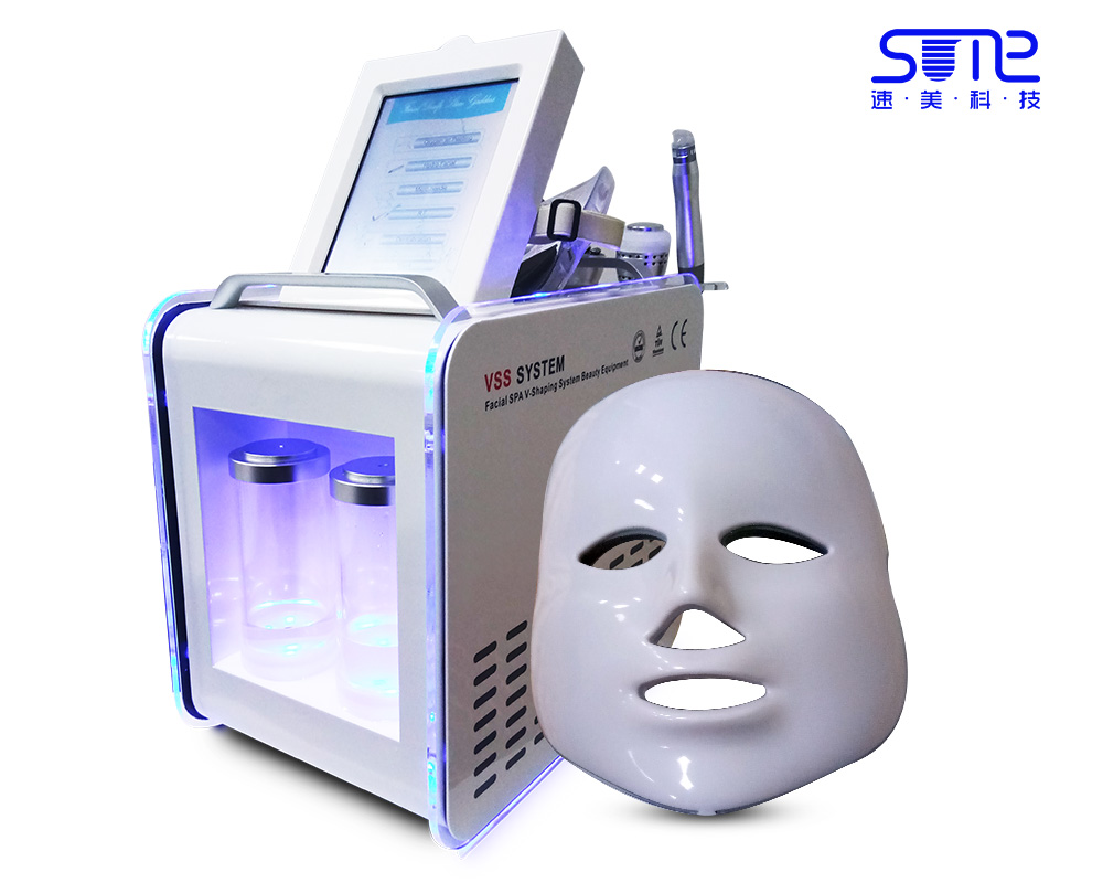 Hydrofacial For face cleaning beauty equipment