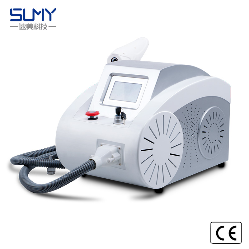 Q Switch ND YAG Laser Machine with 3 Tips