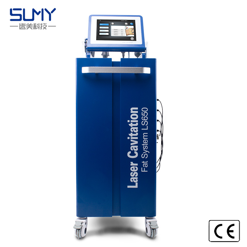 LS650 Cavitation RF Vacuum  Lipolaser in one Multi-Function Beauty Equipment