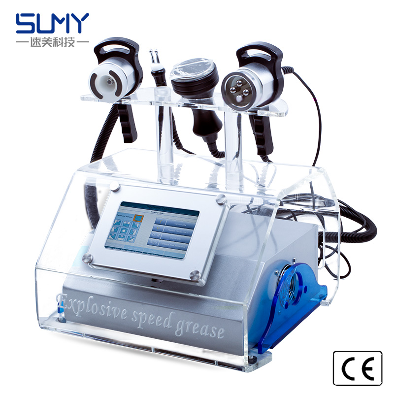5 in 1 Weight loss feature ultrasonic vacuum cavitation machines